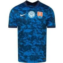 Домашняя футболка Словакии на Чемпионат Европы 2020-21