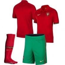 Детская гостевая форма Португалии Фернандеш на ЕВРО 20-21