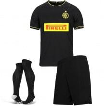 Детская третья футбольная форма Интера 2019-2020
