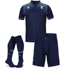 Детская третья футбольная форма Лацио 2020-2021