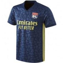 Третья игровая футболка Лион 2020-2021