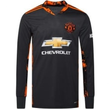 Вратарская домашняя футболка Манчестер Юнайтед 2020-2021