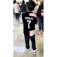 Детская домашняя футбольная форма Роналдо 2019-2020