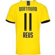 Домашняя футболка Боруссии Дортмунд 2019-2020 Марко Ройс номер 11
