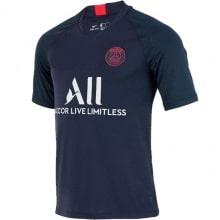 Темно-синяя тренировочная футболка ПСЖ 19-20