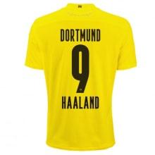Домашняя футболка Боруссии Дортмунд 2020-2021 Холанн