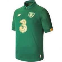 Домашняя игровая футболка сборной Ирландии на ЕВРО 20-21