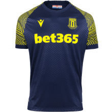 Гостевая игровая футболка Сток Сити 2020-2021