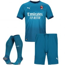 Взрослая третья футбольная форма Милана 2020-2021