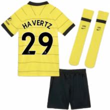 Детская гостевая форма Челси Кай Хаверц 2021-2022