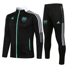 Черный тренировочный костюм Арсенал 2021-2022