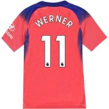 Третья игровая футболка Челси Тимо Вернер 2020-2021