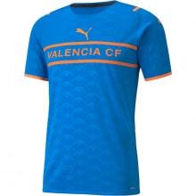 Третья игровая футболка Валенсия 2021-2022