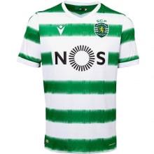 Домашняя игровая футболка Спортинг 2020-2021