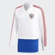 Тренировочный костюм сборной России по футболу 2018 года