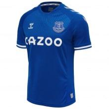 Домашняя игровая футболка Эвертон 2020-2021