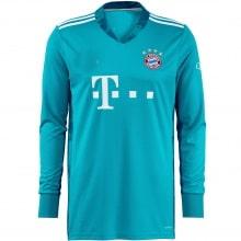 Домашняя вратарская форма Баварии 2020-2021 футболка