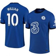 Домашняя игровая футболка Челси 2020-2021 Виллиан