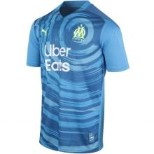 Третья игровая футболка Марселя 2020-2021