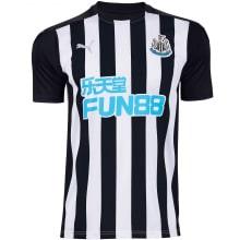 Комплект взрослой домашней формы Ньюкасл 2020-2021 футболка