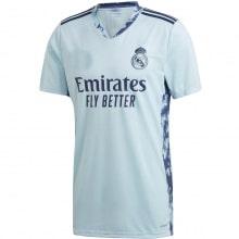 Вратарская Домашняя футболка Реал Мадрид 2020-2021