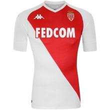 Домашняя игровая футболка Монако 2020-2021