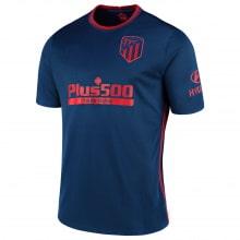 Детский комплект гостевой формы Атлетико 2020-2021 футболка