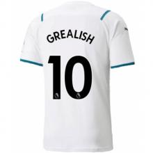 Гостевая игровая футболка Аякс Квинси Промес 2019-2020