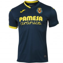 Гостевая игровая футболка Вильярреал 2020-2021