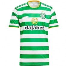 Комплект взрослой домашней формы Селтик 2020-2021 футболка