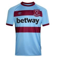 Гостевая игровая футболка Вест Хэм 2020-2021