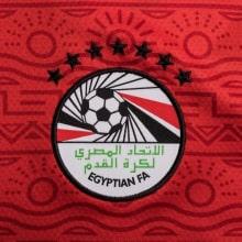 Домашняя футболка сборной Египта 2020-2021 герб сборной