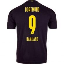 Гостевая футболка Боруссии Дортмунд 2020-2021 Холанн