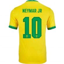 Домашняя футболка сборной Бразилии 2020-2021 Неймар