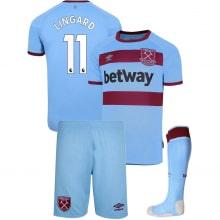 Детская гостевая футбольная форма Лингард 2020-2021