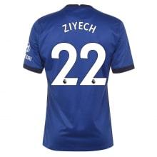 Домашняя игровая футболка Челси 2020-2021 Хаким Зиеш