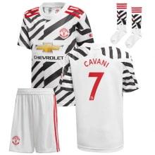 Детская третья футбольная форма Кавани 2020-2021