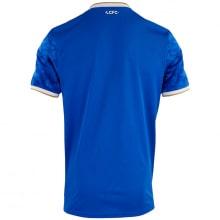 Домашняя игровая футболка Лестер Сити 21-22 сзади