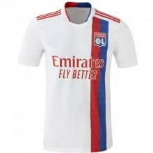Домашняя игровая футболка Лион 2021-2022