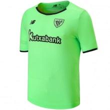 Взрослый комплект гостевой формы Атлетик Бильбао 2021-2022 футболка