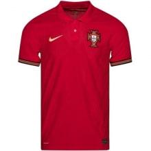 Домашняя аутентичная футболка Португалии на ЕВРО 2020-21