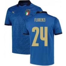 Домашняя футболка Италии Флоренци на ЕВРО 2020-21