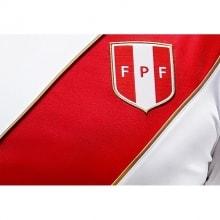 Домашняя футболка сборной Перу на ЧМ 2018