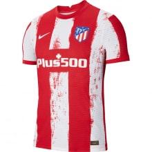 Взрослый комплект домашней формы Атлетико 2021-2022 футболка