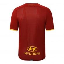 Домашняя аутентичная футболка Ромы 2021-2022 сзади