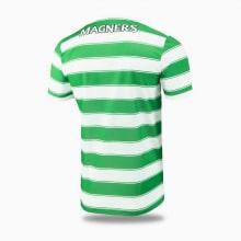 Домашняя игровая футболка Селтик 2021-2022 сзади