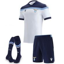 Детская гостевая футбольная форма Лацио 2021-2022