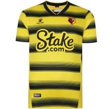Домашняя игровая футболка Уотфорда 21-22