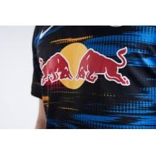 Гостевая игровая футболка РБ Лейпциг 2021-2022 логотип