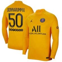 Вратарская домашняя футболка ПСЖ 2021-2022 Доннарумма